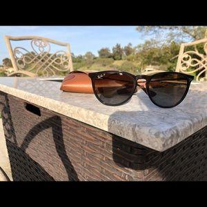 RayBan Erika polarized sunglasses